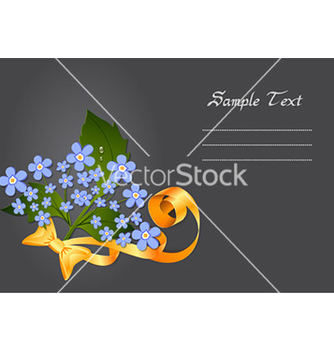 Free abstract floral background vector - Free vector #225665