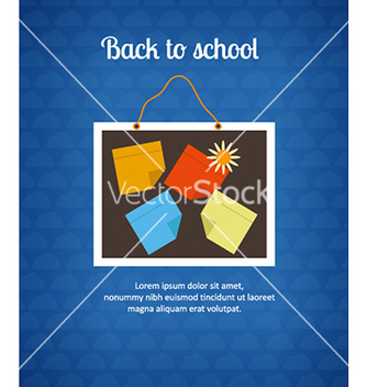 Free back to school vector - Kostenloses vector #225775