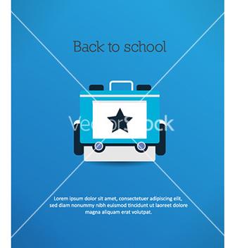 Free back to school vector - Kostenloses vector #225855