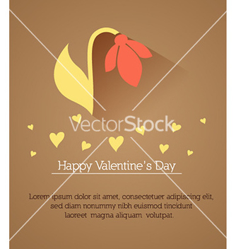 Free happy valentines day vector - Free vector #225885