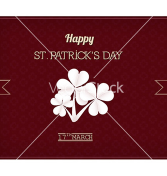 Free st patricks day vector - Kostenloses vector #226535