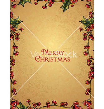 Free christmas vector - Free vector #228335