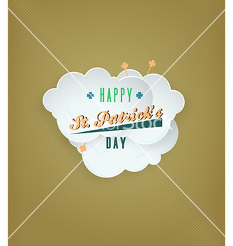 Free st patricks day vector - бесплатный vector #228895