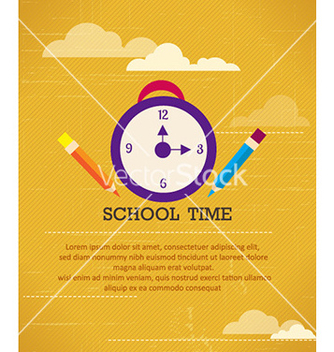 Free back to school vector - Free vector #230185