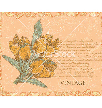 Free vintage background vector - Kostenloses vector #230585