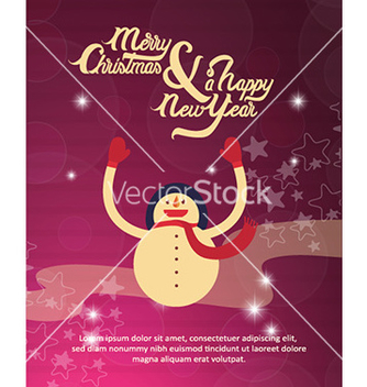 Free happy new year vector - vector #230685 gratis