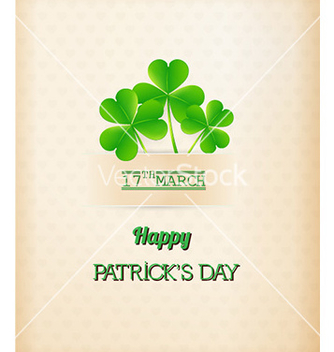 Free st patricks day vector - бесплатный vector #230995