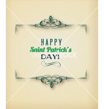 Free st patricks day vector - бесплатный vector #231345
