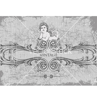 Free vintage background vector - Free vector #231395