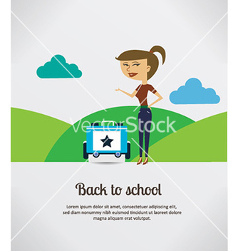 Free back to school vector - Free vector #231885