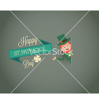 Free st patricks day vector - бесплатный vector #232225