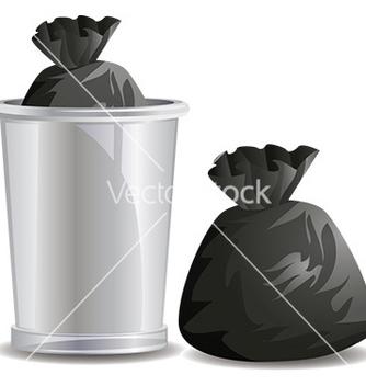 Free rubbish bags vector - vector gratuit #232745