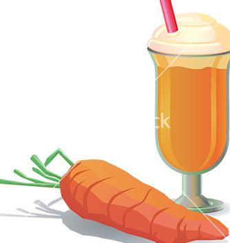 Free milkshake design vector - vector gratuit #232975