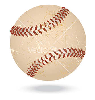 Free baseball vector - vector gratuit #233305