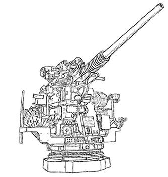 Free vintage gun vector - Free vector #233385