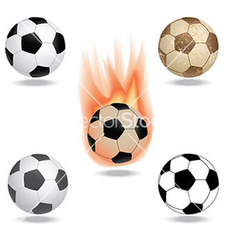 Free soccer vector - Free vector #233425
