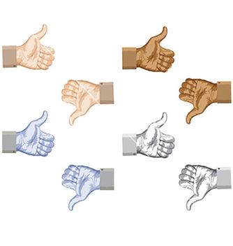Free facebook vector - бесплатный vector #233525