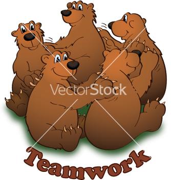 Free bears vector - Free vector #234455