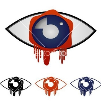 Free eye vector - Kostenloses vector #234735