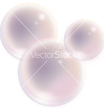 Free bubbles vector - Free vector #234855