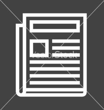 Free newspaper vector - бесплатный vector #235095