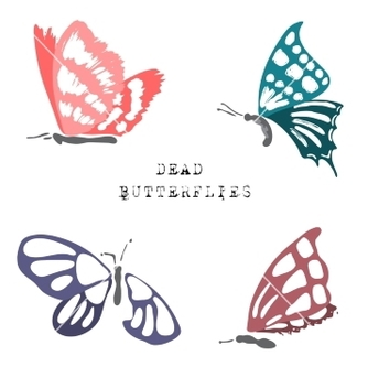 Free set of dead butterflies vector - Free vector #235555