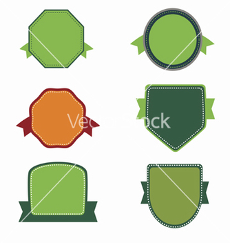 Free badges collection vector - Kostenloses vector #235795
