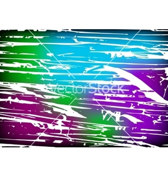Free colorful background with grungy texture overlay on vector - vector #237305 gratis