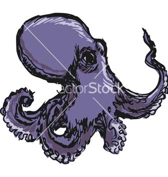 Free octopus vector - Kostenloses vector #237685