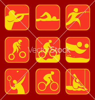 Free olympic 4 vector - Free vector #237975