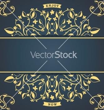 Free vintage floral pattern vector - Kostenloses vector #238105