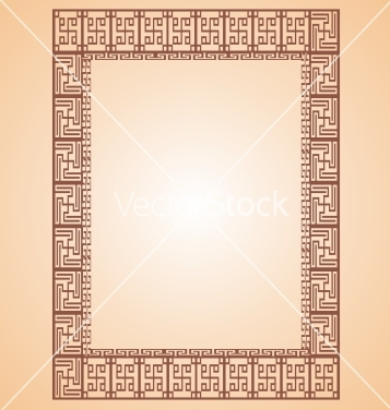 Free vintage frame vector - Free vector #238185
