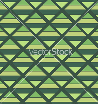 Free abstract green geometric background vector - Free vector #239135