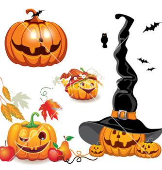Free halloween vector - Free vector #239375