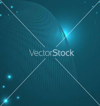 Free abstract blue background with grid vector - Free vector #239395