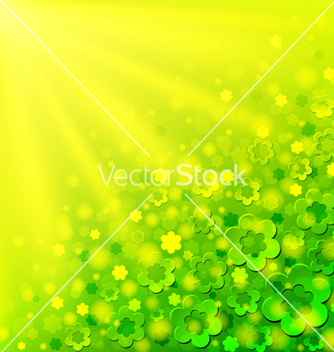 Free floral spring background vector - Free vector #239705