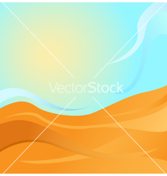 Free summer background vector - Kostenloses vector #240185