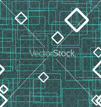 Free colorful pattern with geometric shapes vector - vector #240915 gratis