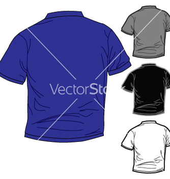 Free shirt pack 1 vector - Free vector #242395