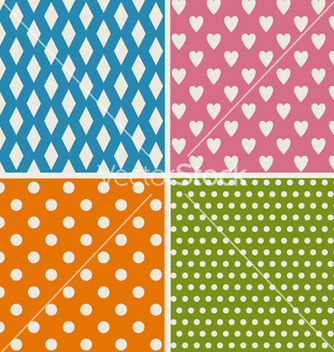 Free pattern seamless vector - Kostenloses vector #242405
