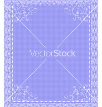 Free vintage invitation vector - Free vector #242865