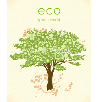 Free eco friendly vector - vector gratuit #243695