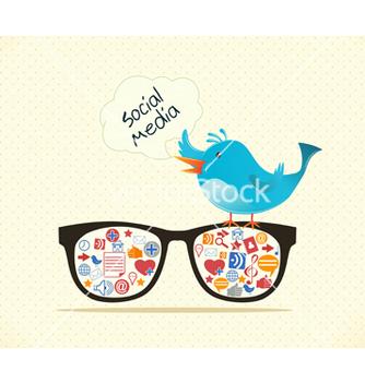 Free social media vector - Kostenloses vector #243735
