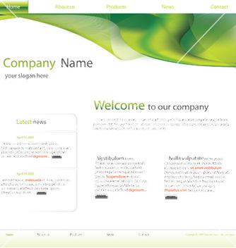 Free website vector - Kostenloses vector #243885