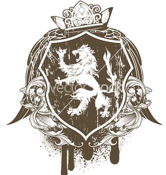 Free vintage emblem vector - Free vector #243965