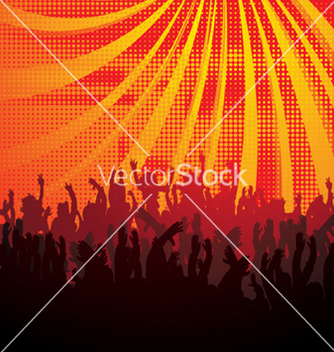 Free concert poster vector - Free vector #244225