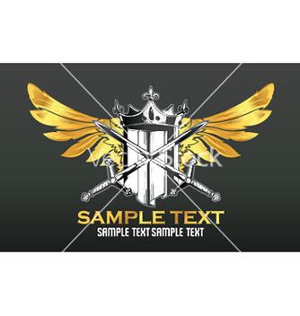 Free vintage emblem vector - Kostenloses vector #244835