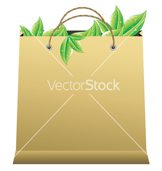 Free shopping bag vector - Free vector #244845