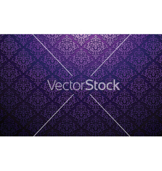 Free damask web banner vector - Free vector #245035