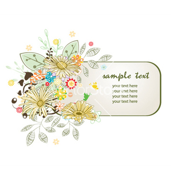 Free floral frame vector - Kostenloses vector #245515